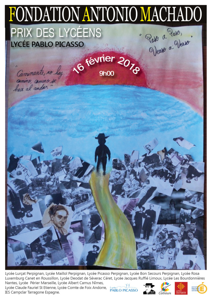2018 Affiche prix lycéens