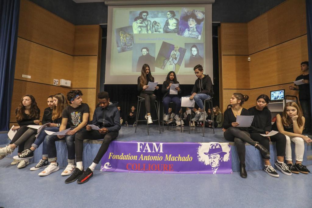 Prix lycéen machado