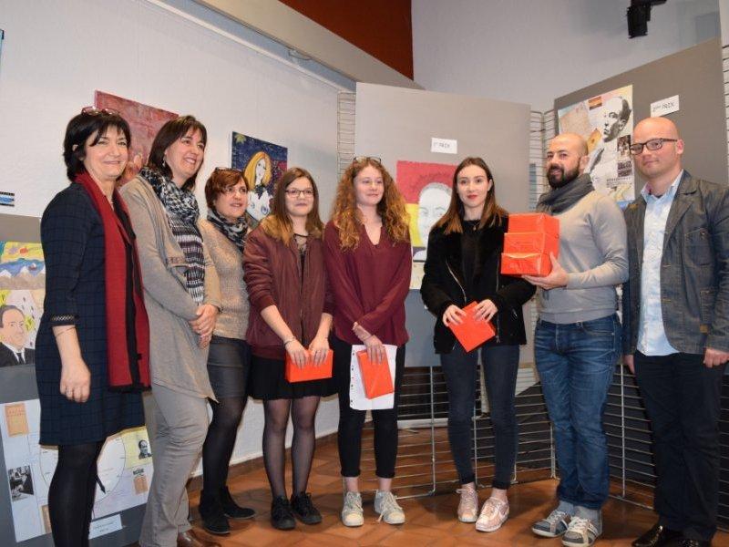 Prix des collégiens2018