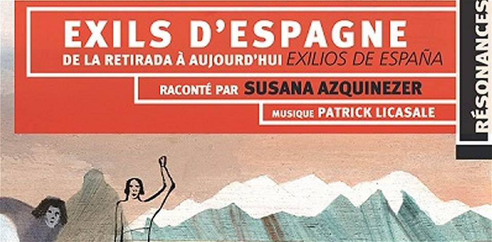 Susana Azquinezer Prix Livre audio France Culture