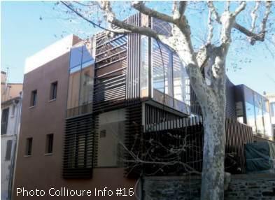 La médiathèque Antonio Machado de Collioure a ouvert ses portes le 20 mars