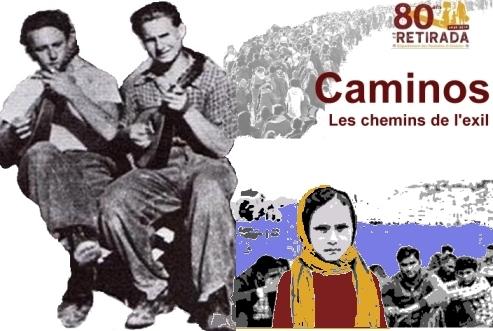 Caminos, les chemins de l'exil : cycle de concerts-conférences du 22 au 28 avril