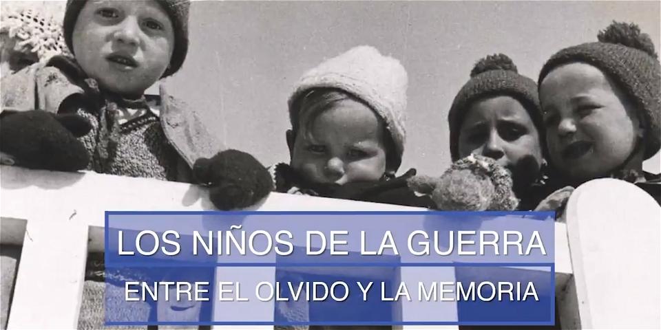 Los niños de la guerra, une émission de Castilla La Mancha Media