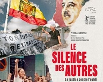 Le silence des autres (documentaire), sortie le 13 février