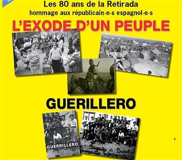 Pour les 80 ans de la Retirada, hommage aux républicains à Frontignan le 29 mars
