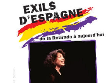 Susana Azquinezer, Exils d'Espagne à Foix (22/09) et Clermont-Ferrand (27/09)