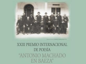 Baeza – XXIII Premio Internacional de poesía 2019 jusqu'au 31 mai