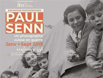 Exposition Paul Senn – Mémorial du Camp de Rivesaltes jusqu'au 30 septembre