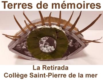 Un travail interdisciplinaire des 3èmes du Collège Saint-Pierre de la mer