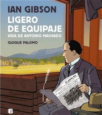 Ligero de equipaje, une BD biographique sur la vie d'Antonio Machado