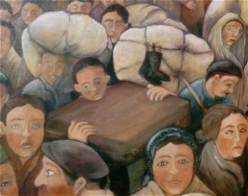 Exposition Moïse Genover – Médiathèque Antonio Machado jusqu'au 24 février