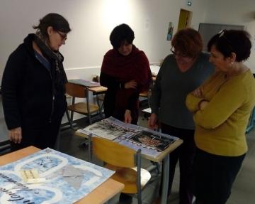 Jury du Prix des Collégiens 2020 au Lycée Jean Lurçat – 15 janvier