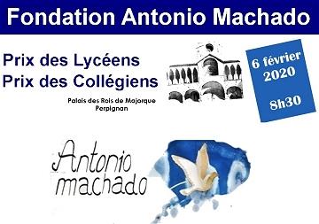 Cérémonie Prix Scolaires de la FAM, le 6 février au Palais des Rois de Majorque