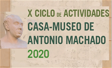 Activités de la Casa de Memoria Machado de Segovia en 2020