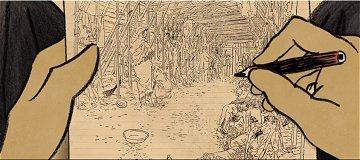 Josep, un film dessiné d'Aurel sur Josep Bartoli et la retirada sur nos écrans