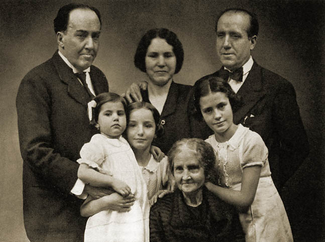 Carmen Machado Monedero, nièce d'Antonio Machado, est décédée.