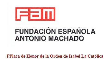 Pour le 82ème anniversaire de sa mort la FAM Espagne rend hommage à Machado