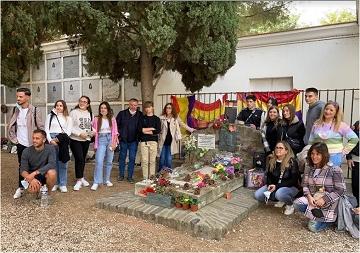 La FAM a reçu la visite des Lycéens d'Hoyas de Buñol